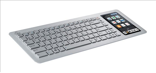 The Asus Eee Keyboard is Expensive (From 1/16/10)