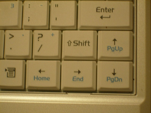Would You Move Your Shift Key?