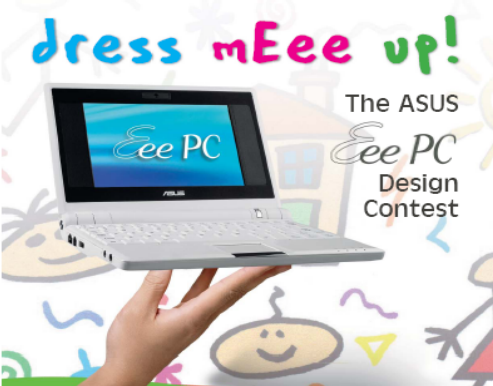 "Asus Philippines to Launch ""Dress mEee Up"" Design Contest"