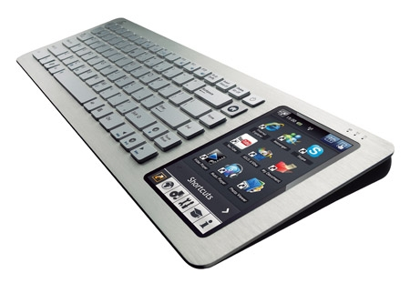 Eee Keyboard officially launched. Nobody remembers.