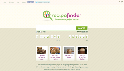 Recipe Finder Launches – Puts Tech to Practical Home Use